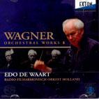 ORCHESTRAL WORKS 2/ EDO DE WAART [SACD HYBRID]