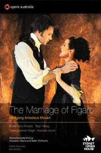 THE MARRIAGE OF FIGARO/ PATRICK SUMMERS [모차르트: 피가로의 결혼]