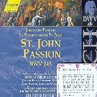 JOHANNES PASSION BWV245/ RILLING