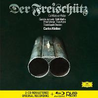 DER FREISCHUTZ/ CARLOS KLEIBER [2CD+BDA] [베버: 마탄의 사수 - 카를로스 클라이버]