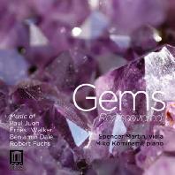 GEMS: REDISCOVERED/ SPENCER MARTIN, MIKO KOMINAMI