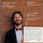 THREE CONCERTOS FOR FLUTE AND ORCHESTRA/ CONSTANTINE ORBELIAN