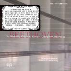 THE COMPLETE CELLO WORKS/ MARTIN RUMMEL [SACD HYBRID]