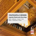 LEGENDARY MASTERWORKS RECORDINGS/ STAATSKAPELLE DRESDEN