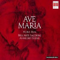 AVE MARIA/ NURIA RIAL, ANNEGRET SIEDEL [성모 마리아를 기리는 바로크 음악 - 누리아 리알]