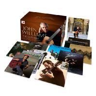 THE GUITARIST: THE COMPLETE COLUMBIA ALBUM COLLECTION [58CD+DVD] [존 윌리엄스: 더 기타리스트 - 콜럼비아 컬렉션] [한정반]