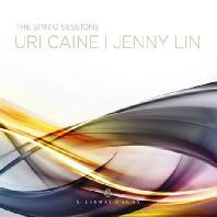 THE SPIRIO SESSIONS/ URI CAINE, JENNY LIN [스타인웨이 스피리오: 유리 케인 & 제니 린]