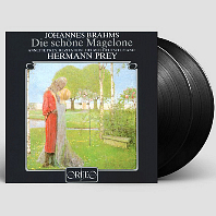 DIE SCHONE MAGELONE/ HERMANN PREY, HELMUT DEUTSCH [브람스: 가곡집 <아름다운 마겔로네>] [120G LP]