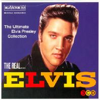 THE REAL...ELVIS PRESLEY: THE ULTIMATE ELVIS PRESLEY COLLECTION [수입한정반]