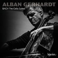 THE CELLO SUITES/ ALBAN GERHARDT [바흐: 무반주 첼로 조곡 전곡 - 알반 게르하르트]