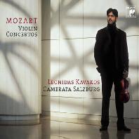 VIOLIN CONCERTOS/ LEONIDAS KAVAKOS [모차르트: 바이올린 협주곡 - 레오니다스 카바코스]