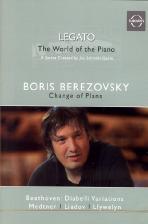 레가토시리즈 1: 보리스 베레조프스키 [BORIS BEREZOVSKY: CHANGE OF PLANS - LEGATO THE WORLD OF THE PIANO] [13년 6월 유로아트 절판 할인행사]