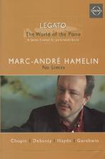 레가토시리즈 2: 마르크-앙드레 아믈랭 [MARC-ANDRE HAMELIN: NO LIMITS - LEGATO THE WORLD OF THE PIANO] [13년 6월 유로아트 절판 할인행사]