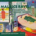 COMPLETE PIANO WORKS/ JEAN-EFFLAN BAVOUZET