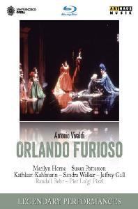 ORLANDO FURIOSO/ RANDALL BEHR [LEGENDARY PERFORMANCES] [비발디: 오를란도 푸리오소]