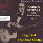 SEGOVIA & HIS CONTEMPORARIES VOL.7