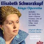SINGS OPERETTA/ OTTO ACKERMANN