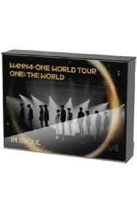 ONE: THE WORLD - WORLD TOUR IN SEOUL [3DVD+MD]