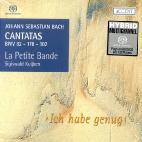 CANTATAS BWV 82,178,102/ LA PETITE BANDE [SACD HYBRID]