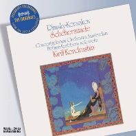 SCHEHERAZADE & SYMPHONY NO.2/ HERMAN KREBBERS, KIRILL KONDRASHIN [THE ORIGINALS] [림스키 코르사코프: 셰헤라자드 & 보로딘: 교향곡 2번 - 콘드라신]