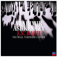 THE WELL-TEMPERED CLAVIER/ VLADIMIR ASHKENAZY [바흐: 평균율 클라비어 전곡 - 아쉬케나지 ]