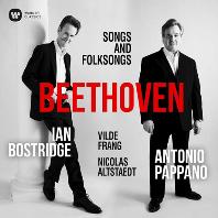 SONGS AND FOLKSONGS/ IAN BOSTRIDGE, ANTONIO PAPPANO [베토벤: 가곡과 민요편곡 - 파파노, 이안 보스트리지]