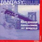 FANTASY IN BLUE/ RINAT SHAHAM