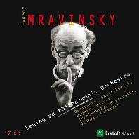 EVGENY MRAVINSKY CONDUCTS THE LENINGARD PHILHARMONIC ORCHESTRA