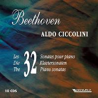 THE PIANO SONATAS/ ALDO CICCOLINI [베토벤: 피아노 소나타 전집 - 알도 치콜리니]