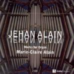 WORKS FOR ORGAN/ MARIE-CLAIRE ALAIN