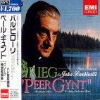 ORCHESTRAL WORKS - PEER GYNT/ JOHN BARBIROLLI