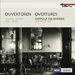 OVERTURES/ CAPPELLA COLONIENSIS/ HANS-MARTIN LINDE
