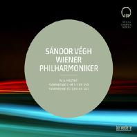 SYMPHONIE KV 550 & 543/ SANDOR VEGH [모차르트: 교향곡]