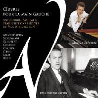 OEUVRES POUR LA MAIN GAUCHE VOL.5/ MAXIME ZECCHINI [막심 제키니: 왼손을 위한 피아노 작품 5집]