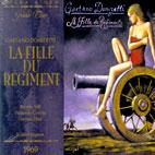 LA FILLE DU REGIMENT/ ROLAND GAGNON