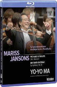 DON QUIXOTE & SYMPHONY NO.8/ YO-YO MA, MARISS JANSONS [리하르트 슈트라우스: 돈 키호테 & 드보르작: 교향곡 8번 - 요요 마 & 얀손스]