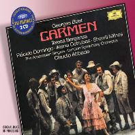 CARMEN/ CALUDIO ABBADO [THE ORIGINALS] [비제: 카르멘 - 아바도]