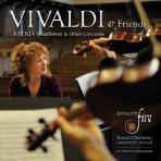 VIVALDI & FRIENDS/ JEANNETTE SORRELL