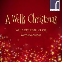 A WELLS CHRISTMAS/ WELLS CATHEDRAL CHOIR, JONATHAN VAUGHAN [웰스 대성당 합창단: 웰스의 크리스마스]