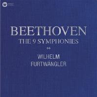 THE 9 SYMPHONIES/ WILHELM FURTWANGLER [베토벤: 교향곡 전곡 - 푸르트뱅글러] [180G LP]