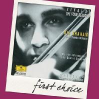 THE FOUR SEASONS/ GIL SHAHAM [FIRST CHOICE]