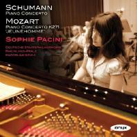 PIANO CONCERTOS/ SOPHIE PACINI, RADOSLAW SZULC