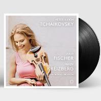 WORKS FOR VIOLIN & ORCHESTRA/ JULIA FISCHER, YAKOV KREIZBERG [차이코프스키: 바이올린 협주곡, 우울한 세레나데 - 율리아 피셔] [LP]