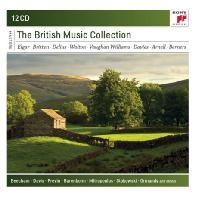 THE BRITISH MUSIC COLLECTION [SONY MASTERS] [영국 음악 컬렉션]