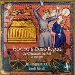 ESTAMPIES & DANSES ROYALES: LE MANUSERIT DU ROI 1270-1320/ HESPERION 21/ JORDI SAVALL [에스탕피와 궁정의 춤-왕의 사본]