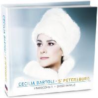 ST PETERSBURG [체칠리아 바르톨리: 상트페테르부르크 - 바로크 시대 러시아 궁정음악] [딜럭스 에디션 한정반]