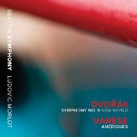SYMPHONY NO.9 'NEW WORLD' & AMERIQUES/ LUDOVIC MORLOT [드보르작: 신세계 교향곡 & 바레즈: 아메리크]