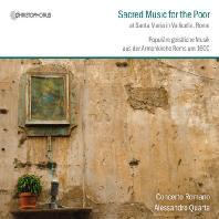 SACRED MUSIC FOR THE POOR: AT SANTA MARIA IN VALLICELLA, ROME/ ALESSANDRO QUARTA [가난한 이들을 위한 종교음악: 1600년 무렵 로마 발리첼라의 산타 마리아 성당]