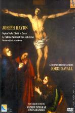 THE 7 LAST WORDS OF CHRIST ON THE CROSS/ LE CONCERT DES NATIONS, JORDI SAVALL [하이든 십자가 위의 마지막 일곱말씀]