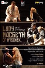 LADY MACBETH OF MZENSK/ JAMES CONLON [쇼스타코비치: 므젠스크의 맥베스 부인]